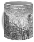 France: Winemaking, 1854 Coffee Mug