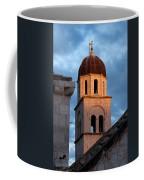 Franciscan Monastery Tower At Sunset Coffee Mug