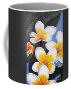 Frangipani I Coffee Mug