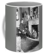 Frank Harris (1854-1931). American Writer Born In Galway, Ireland Coffee Mug