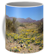 Franklin Mt. Poppies Coffee Mug