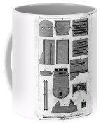 Franklin: Stove, C1760 Coffee Mug