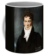 Fran�ois Magendie, French Physiologist Coffee Mug by Science Source