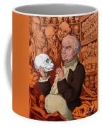 Franz Josef Gall, German Physiognomist Coffee Mug