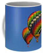 Fraternal Twin Balloons Coffee Mug