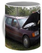 Fred The Car Coffee Mug