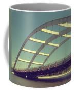 Freddie Sue Bridge Coffee Mug by Kristen Cavanaugh