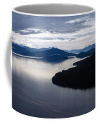 Frederick Sound Morning Coffee Mug by Mike Reid