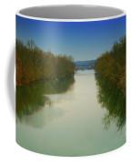 Fredericksburg Virginia River Coffee Mug