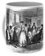 Freedmen School, 1866 Coffee Mug by Granger