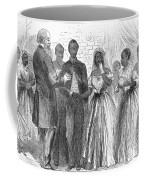 Freedmen: Wedding, 1866 Coffee Mug by Granger