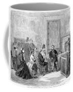 Freedmens Bureau, 1867 Coffee Mug