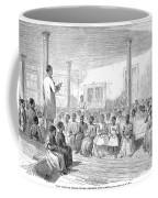 Freedmens School, 1866 Coffee Mug by Granger