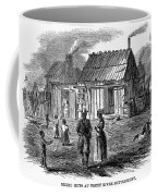 Freedmens Village, 1866 Coffee Mug by Granger
