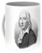 Freidrich H�lderlin Coffee Mug