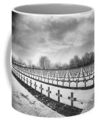 French Cemetery Coffee Mug by Simon Marsden