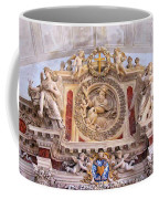 French Church Detail Coffee Mug