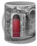 French Church Exterior Coffee Mug
