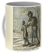 French Class Cartoon, 1657 Coffee Mug