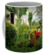 French Cottage Garden Coffee Mug