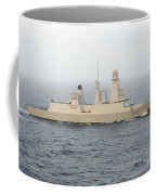 French Destroyer Fs Forbin Coffee Mug