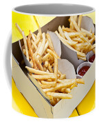 French Fries In Box Coffee Mug