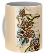 French Magnolia Minuet Coffee Mug