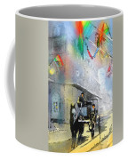 French Quarter In New Orleans Bis Coffee Mug