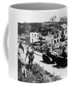 French Renault Wwi Tanks - France  Coffee Mug