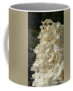 French Vanilla Hydrangea Coffee Mug