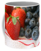 Fresh Berries Coffee Mug