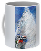 Fresh Breeze Coffee Mug
