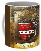 Fresh Java Original Painting Coffee Mug by Megan Duncanson