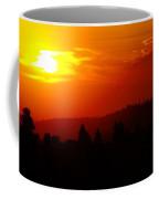 Fresh Reality Of Daybreak Coffee Mug