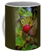 Fresh Rose Hip Coffee Mug