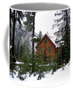 Fresh Snow Glory Coffee Mug