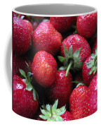Fresh Strawberries Coffee Mug