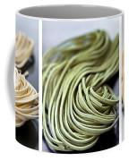 Fresh Tagliolini Pasta Coffee Mug