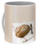 Freshly Baked Whole Grain Bread Coffee Mug by Shahar Tamir
