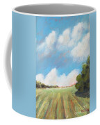 Freshly Cut Hay Field Coffee Mug