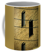 Bass Guitar Frets Coffee Mug