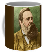 Friedrich Engels, Father Of Communism Coffee Mug