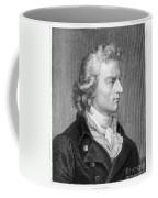 Friedrich Schiller Coffee Mug