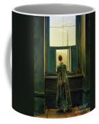Friedrich Woman 1822 Coffee Mug