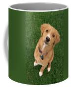 Friendly Dog Coffee Mug
