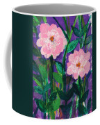 Friendship In Flowers Coffee Mug