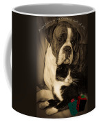 Friendship Is The Greatest Gift Of All Greeting Coffee Mug