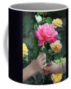 Friendship Rose Coffee Mug