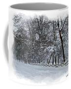 Frigid Coffee Mug by Brian Wallace
