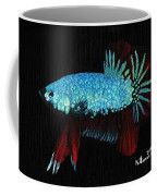 Frilled Blue Moonstone Coffee Mug